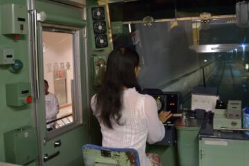 地下鉄運転シミュレーター