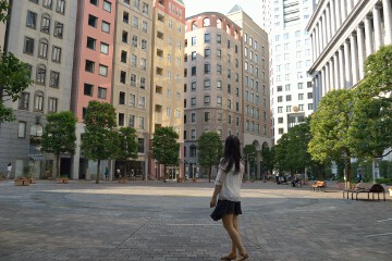 汐留西公園