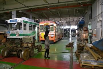 上熊本車両工場